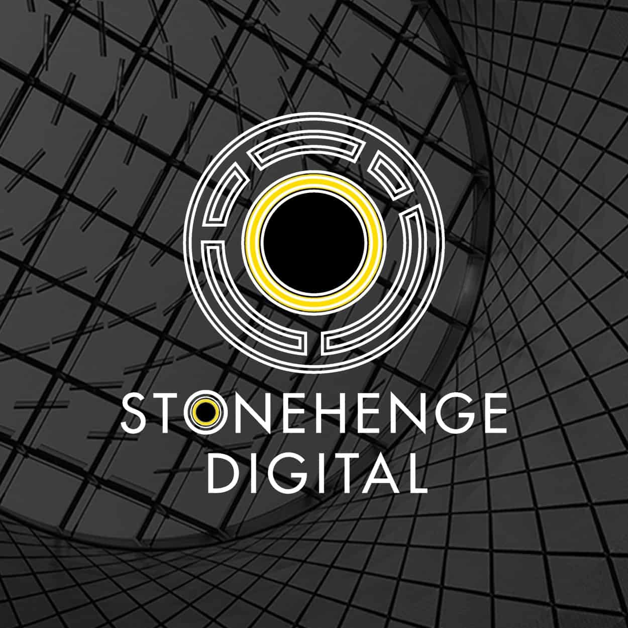 Let's Design Studio Nadia Ornstein - Stonehenge Digital Branding Website Design