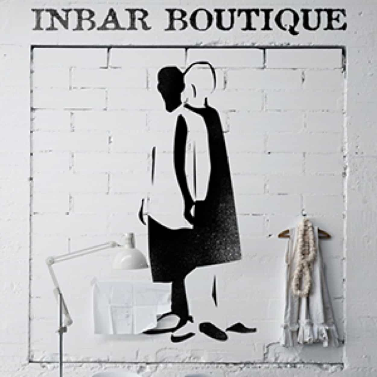 Let's Design Studio Nadia Ornstein - Inbar Boutique - Fashion For People Branding