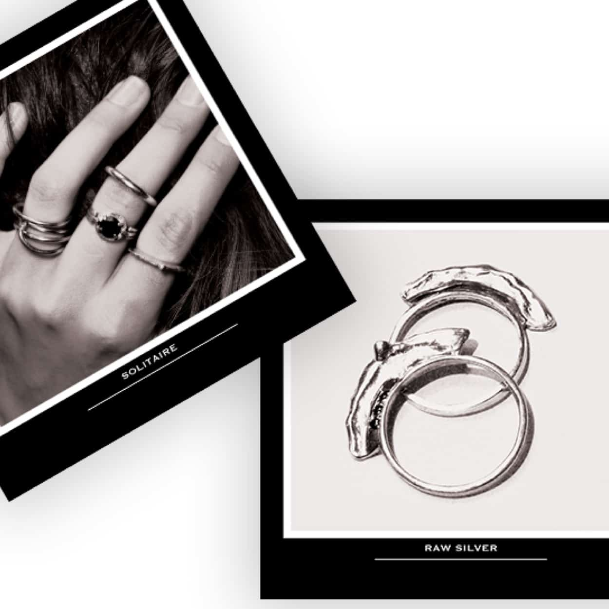 Let's Design Nadia Ornstein - Nefertiti Bat Kol - Jewellery designer Visual Branding