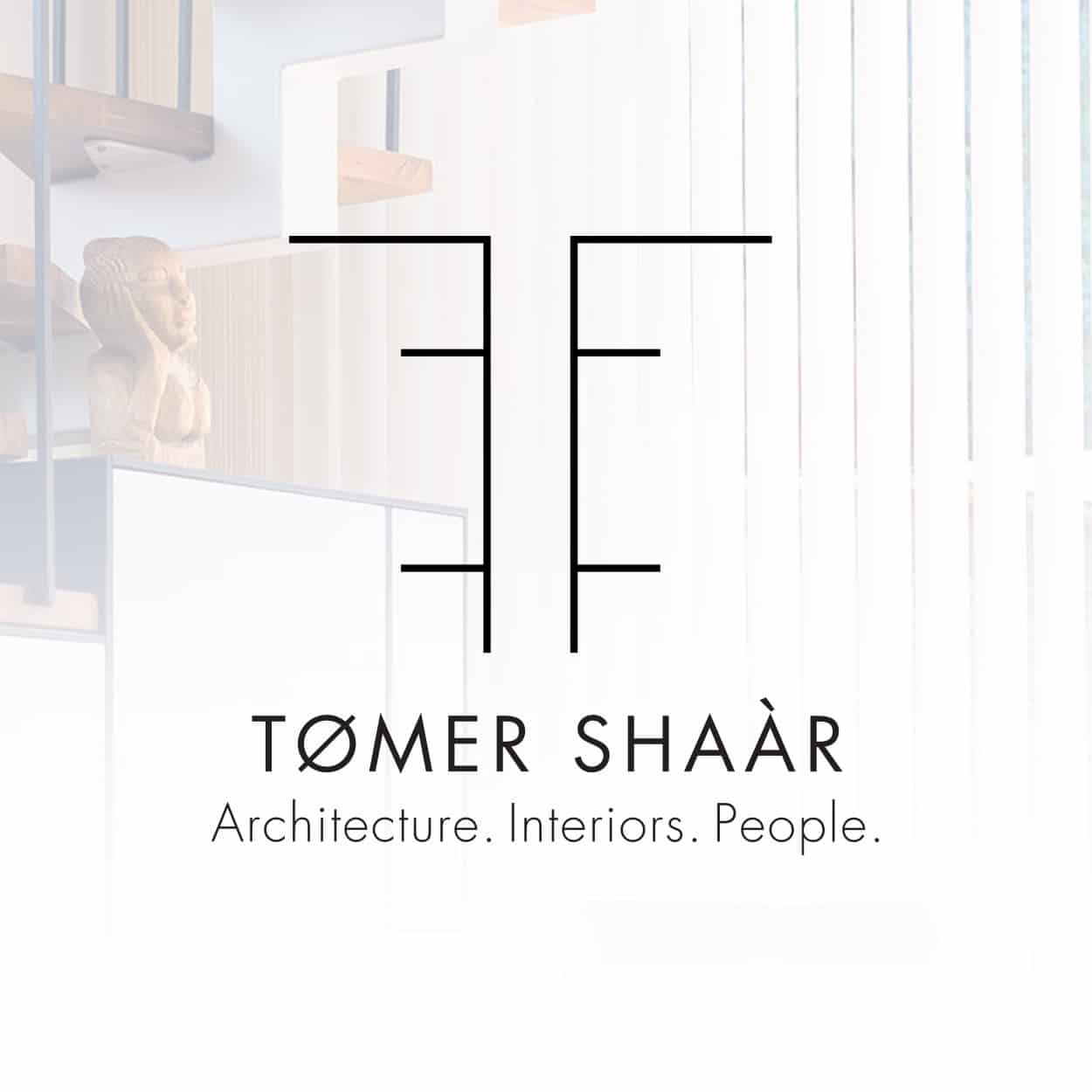 Let's Design Studio Nadia Ornstein -Tomer Shaar Architecture Interiors People Branding Visual Language