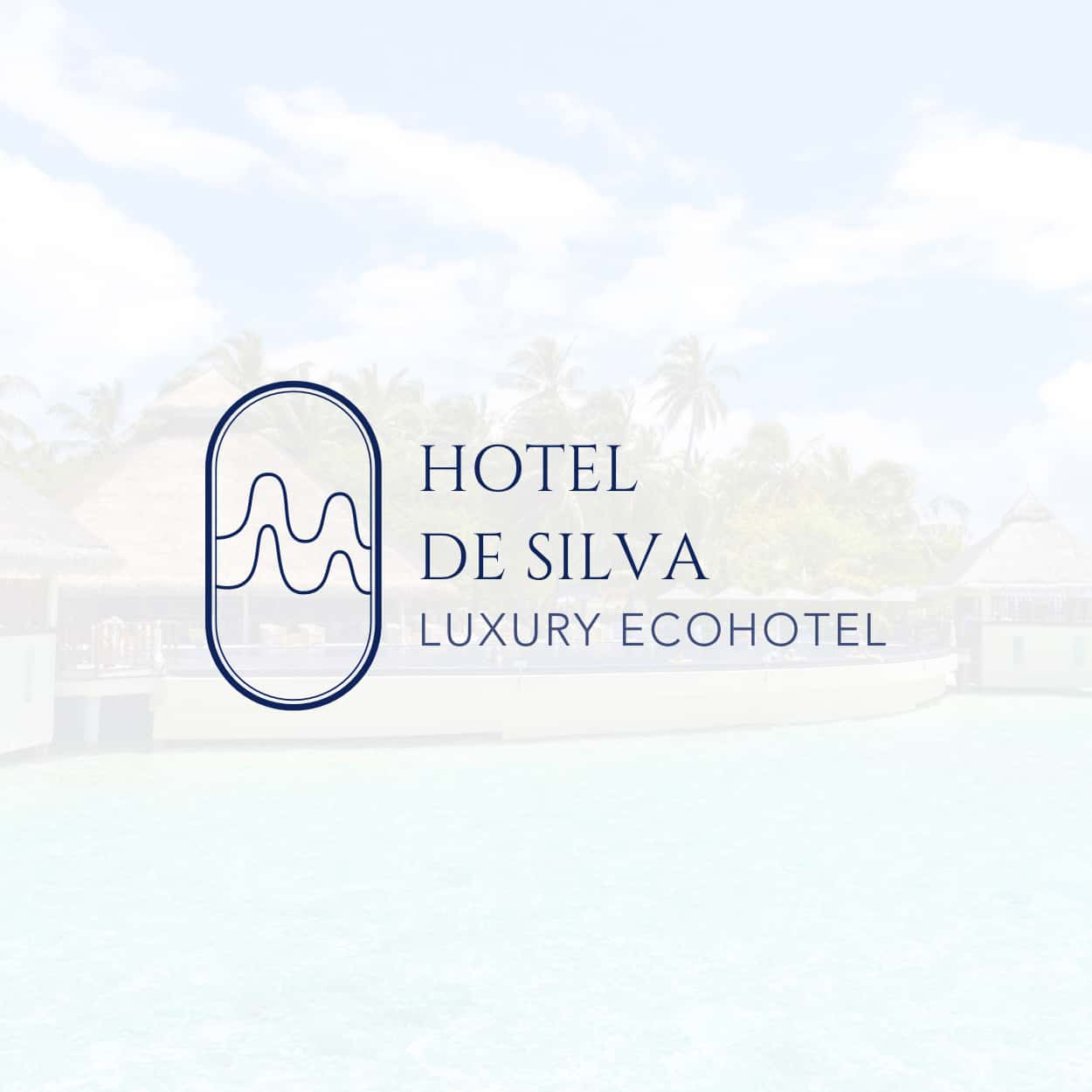 Let's Design Nadia Ornstein - Hotel De Silva Website Design